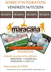 INTEGRATION 2014 - MARACANA
